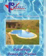 Catalogo lonas para piscinas