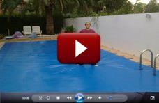 Video de cobertor piscinas